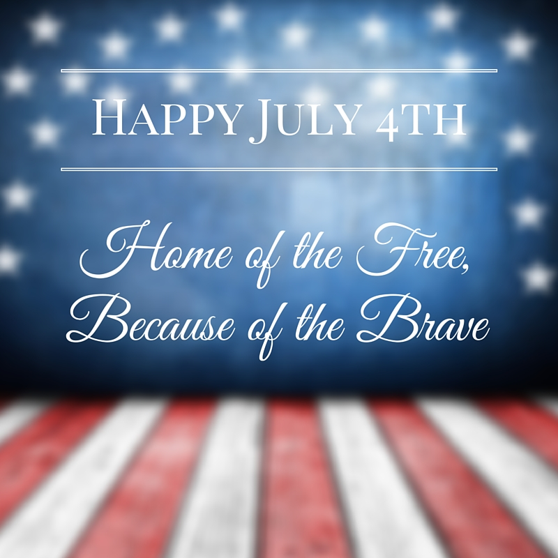 Copy of Happy 4th of July 1