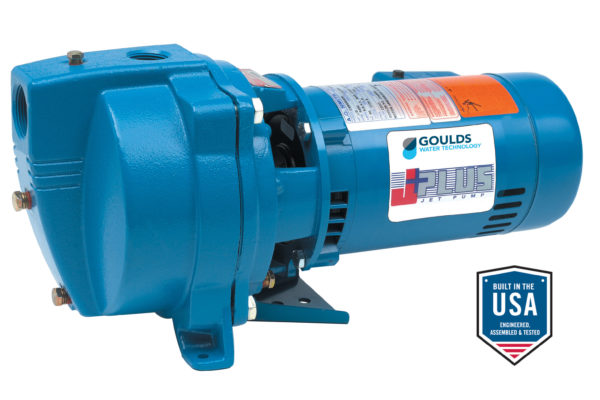goulds j10s 1 hp shallow well jet pump